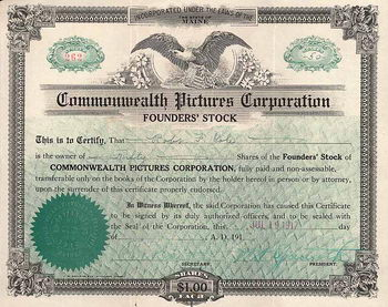 Commonwealth Pictures Corp.