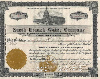 North Branch Water Company