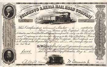 Columbus & Xenia Railroad
