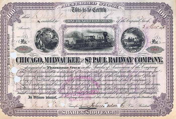 Chicago, Milwaukee & St. Paul Railway