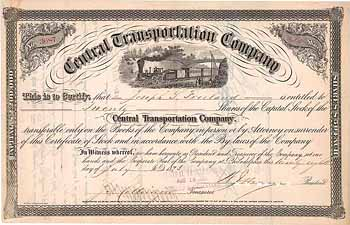 Central Transportation Co. of Pennsylvania