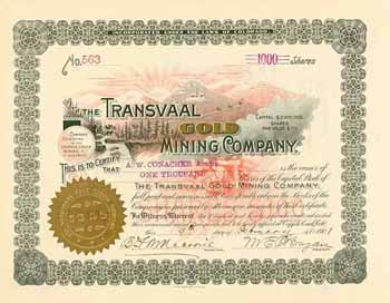 Transvaal Gold Mining Co.