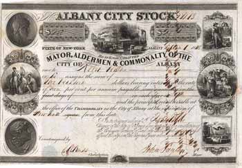 Albany City Stock