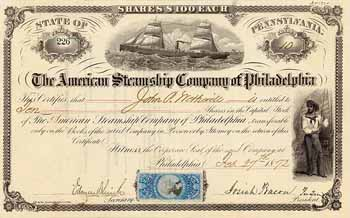 American Steamship Co. of Philadelphia