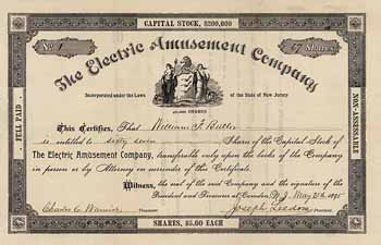 Electric Amusement Co.