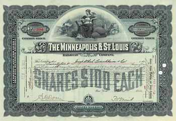 Minneapolis & St. Louis Railroad