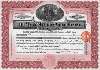 Mary Murphy Gold Mining Co.