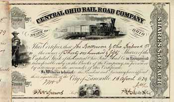 Central Ohio Railroad