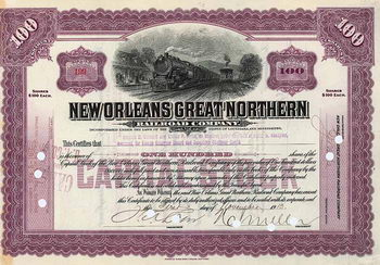 New Orleans Great Northern Railroad