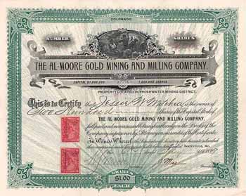 Al-Moore Gold Mining and Milling Co.