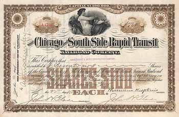 Chicago & South Side Rapid Transit Railroad