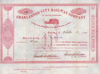 Charleston City Railway