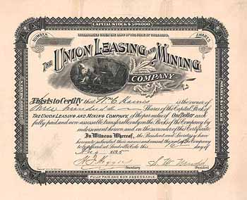 Union Leasing and Mining Co.