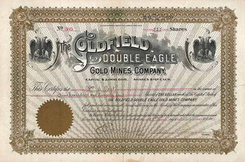 Goldfield Double Eagle Gold Mines Co.