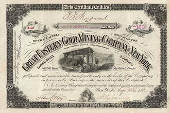 Great Eastern Gold Mining Co. of New York