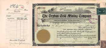 Orphan Gold Mining Co.
