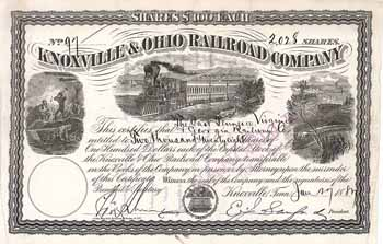 Knoxville & Ohio Railroad