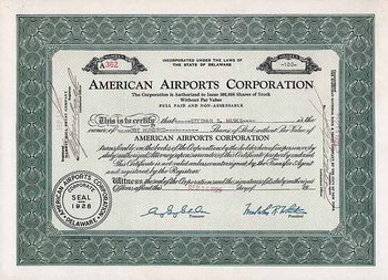 American Airports Corp.