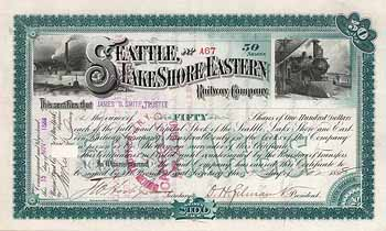 Seattle, Lake Shore & Eastern Railway