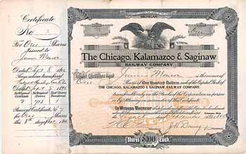 Chicago, Kalamazoo & Saginaw Railway