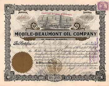 Mobile-Beaumont Oil Co.