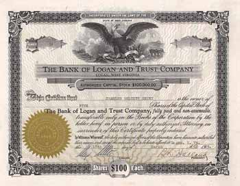 Bank of Logan & Trust Co.
