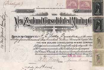 New Zealand Consolidated Mining Co.