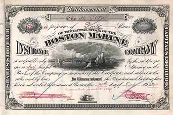 Boston Marine Insurance Co.