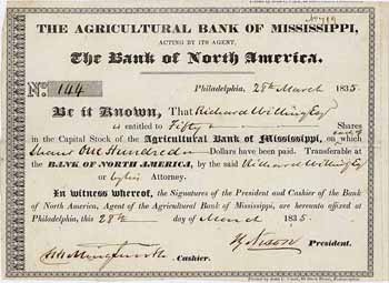 Agricultural Bank of Mississippi