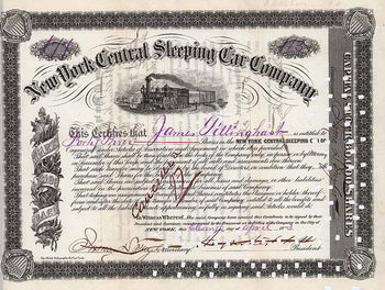 New York Central Sleeping Car Co.
