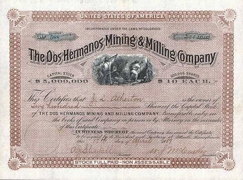 Dos Hermanos Mining & Milling Co.