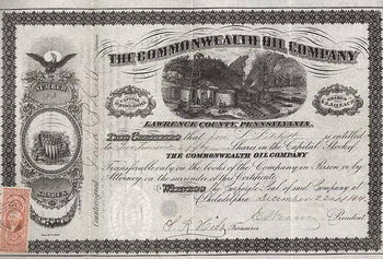 Commonwealth Oil Co.