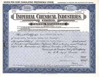 Imperial Chemical Industries Ltd.