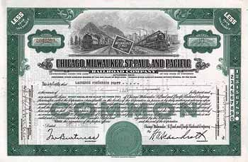 Chicago, Milwaukee, St. Paul & Pacific Railroad