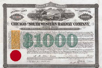 Chicago & South Western Railway (Atchison Branch)