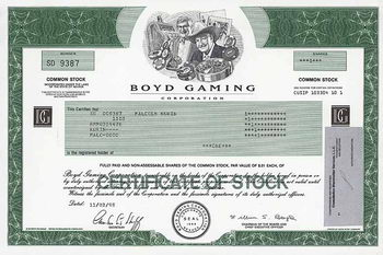 Boyd Gaming Corp.