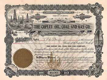Copley Oil, Coal & Gas Co.