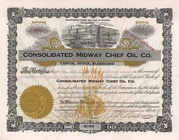 Consolidated Midway Chief Oil Co.