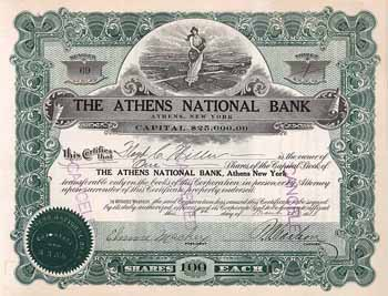 Athens National Bank