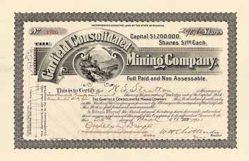 Garfield Consolidated Mining Co.