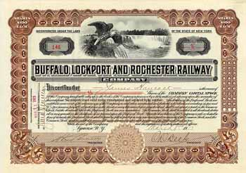 Buffalo, Lockport & Rochester Railway
