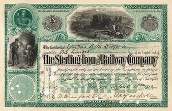 Sterling Iron & Railway Co.