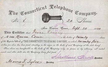 Connecticut Telephone Co.