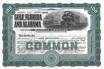 Gulf, Florida & Alabama Railway