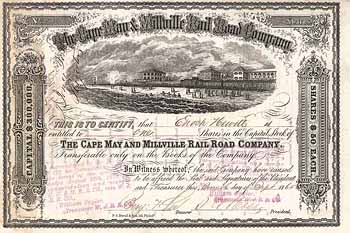 Cape May & Millville Railroad