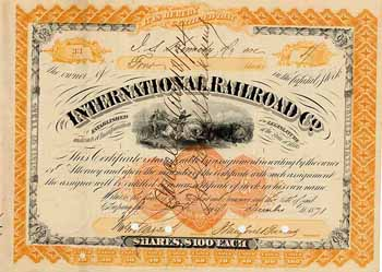 International Railroad (Texas)