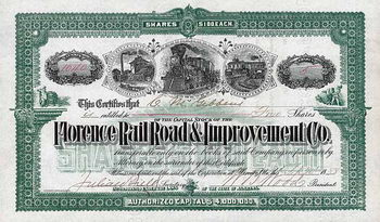 Florence Railroad & Improvement Co.