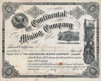 Continental Mining Co.