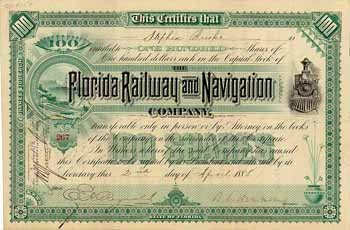 Florida Railway and Navigation Co.