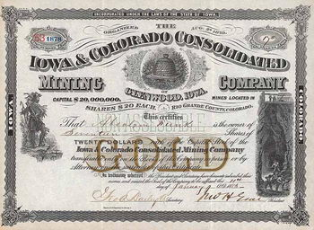 Iowa & Colorado Consolidated Mining Co.